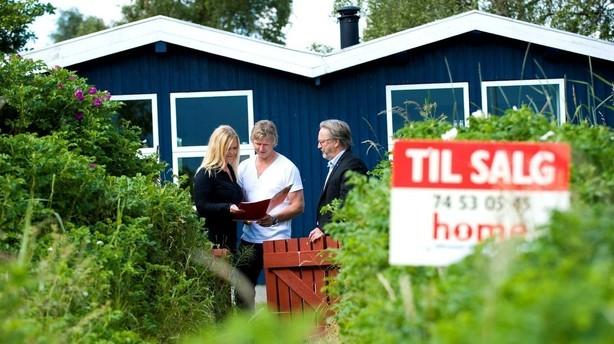 Endelig stiger boligpriserne