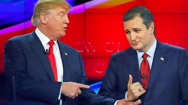 Drusebjerg: Cruz er mere skræmmende end Trump