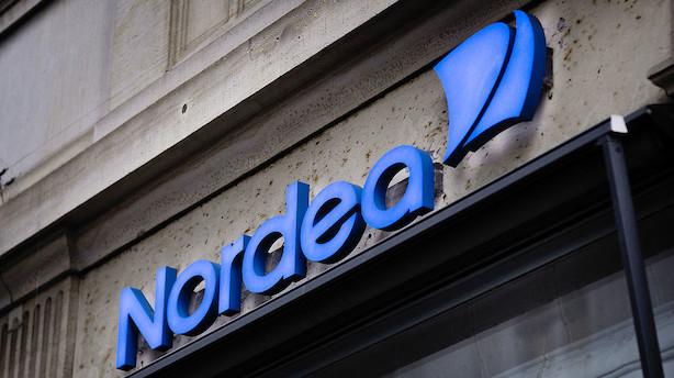 Nordea får sænket anbefaling af amerikansk storbank