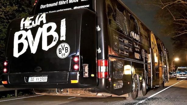 """Spekulant shortede Dortmund-aktien - nu er han anholdt for """"terror-angreb"""""""