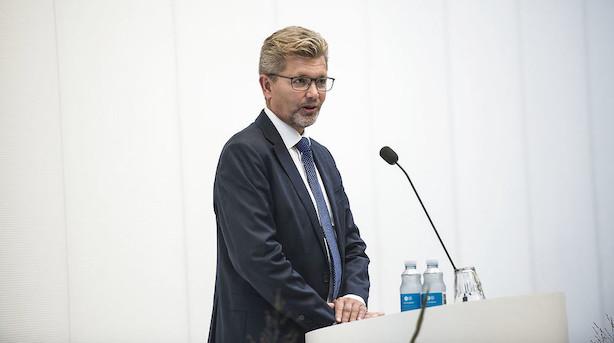Frank Jensen vil smide nye dieselbiler ud af København