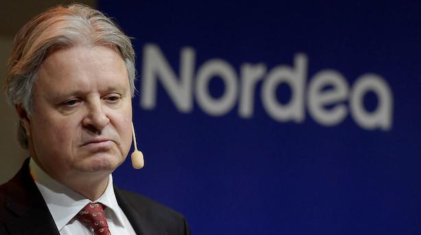 Nordea-topchef om bitcoin: Det er en absurd konstruktion