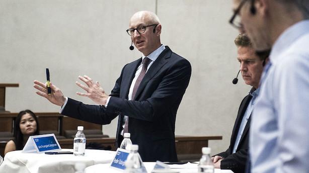 Aktie-status: Chr. Hansen og Novo stryger frem efter analysenyt