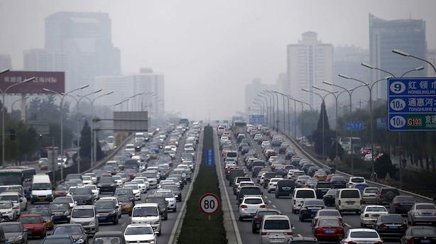 Kina vinder kapløbet i det globale batteriræs