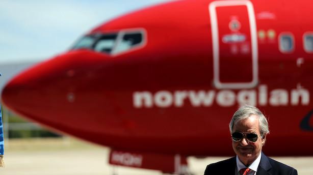 Norwegian åbner ny base for langdistanceruter i København