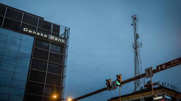 Medie: Det estiske finanstilsyn vil lukke Danske Banks filial i Estland