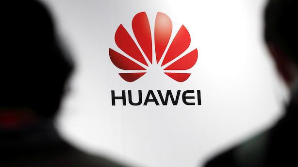 Aktieåbning i USA: Udskydelse af Huawei-restriktioner sender aktier op