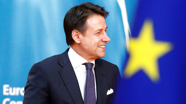 Nu kan EU's mest gældstyngede land låne penge til negative renter