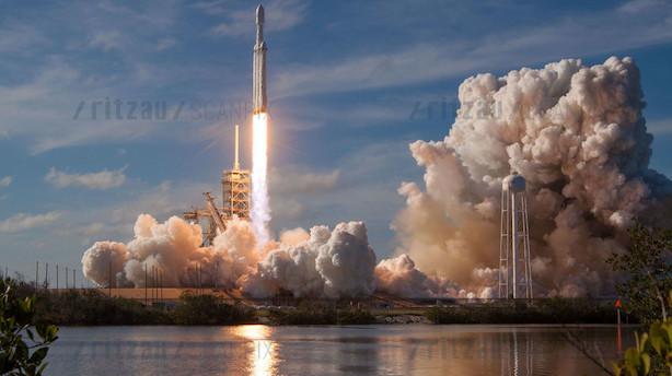50 år efter månelanding: Militært kapløb er startet på ny