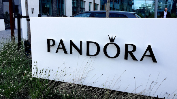 Pandora: Amerikansk hedgefond mindsker sats på kursfald