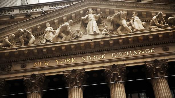 Aktier: Bratte fald i alle amerikanske indeks