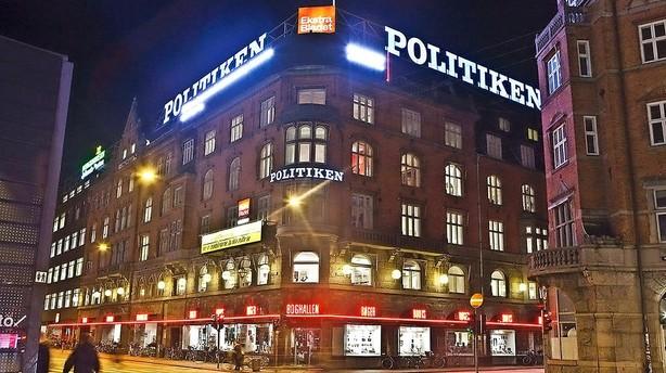 JP/Politikens Hus køber Børsen for 800 mio. kr.
