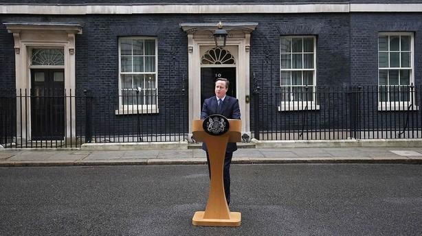 Se listen: Brexit-ministre går imod David Cameron