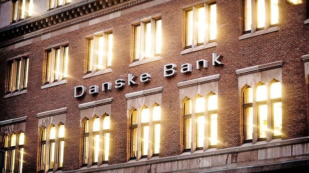 Danske Bank: Væksten dykker til laveste niveau i tre år