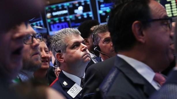 Olien atter i fokus på grøn handelsdag i USA