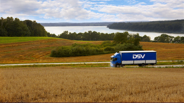 DSV-konkurrent presses på indtjeningen trods mere travlhed