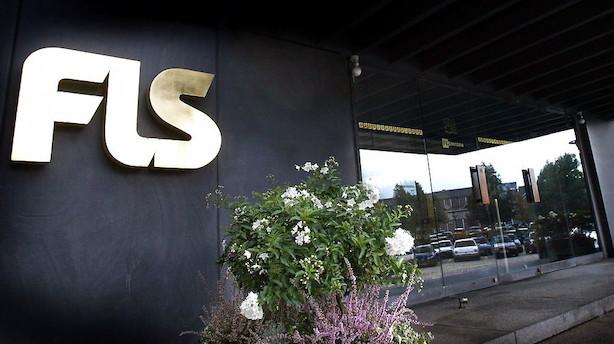 Aktier: FLSmidth i comeback på rekorddag