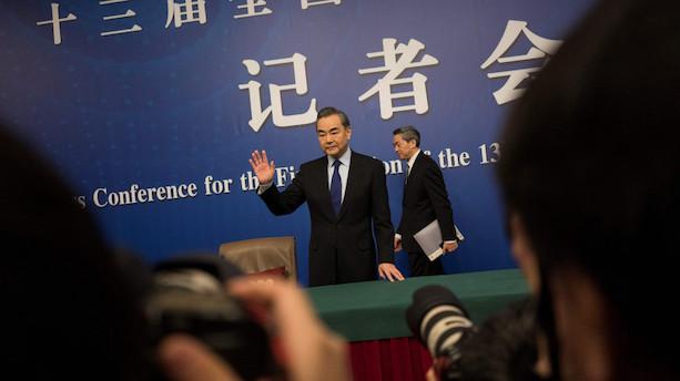 Kina melder klar til handelskrig mod Trump