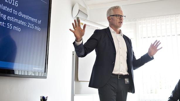"""Mads Nipper præsenterer rekordsalg og tjener milliarder i Grundfos: """"Det har været et godt år"""""""