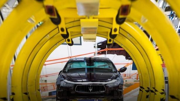 Maserati møder sin digitale tvilling
