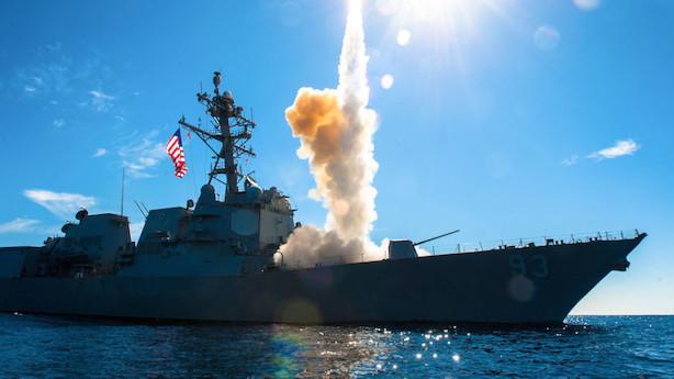 Danmark får grønt lys til milliardindkøb af missiler