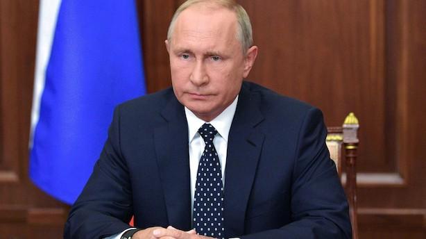 Rusland anklager ukrainske terrorister for drab på oprørsleder
