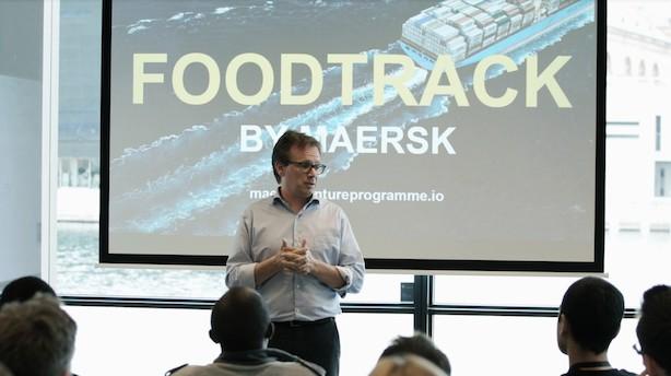 Mærsk i kamp mod madspild: Skyder millioner i startups