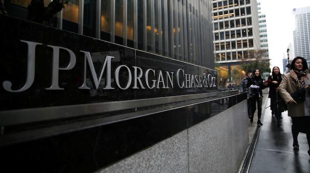 Bankregnskaber trækker amerikanske aktiemarkeder i plus