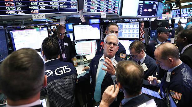 Mens du sov: Investorer sender aktier i vejret efter splittelse af USA-kongres