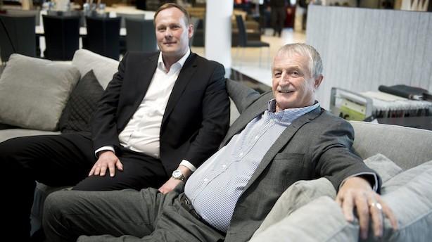 Interstil kostede Lars Larsen over 200 mio: Nu er grimt minus gemt væk i overskudsselskab