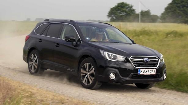 Med et prisfald på 78.125 kr. er topversionen af Subaru Outback pludselig attraktiv