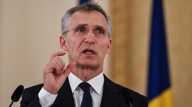 Stoltenberg vil redde atomaftale ved at inddrage flere lande