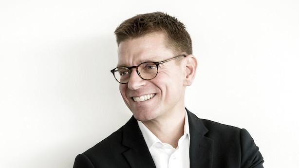 """DI træder ind i bestyrelsen for Copenhagen Fintech - """"Vi vil også være en del af det"""""""