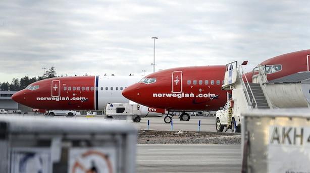 Aktier i Europa: Norwegian letter inden blikket rettes mod ECB