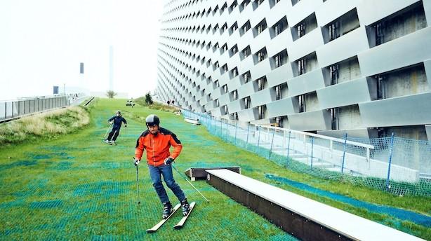 Endelig fik København sin skibakke