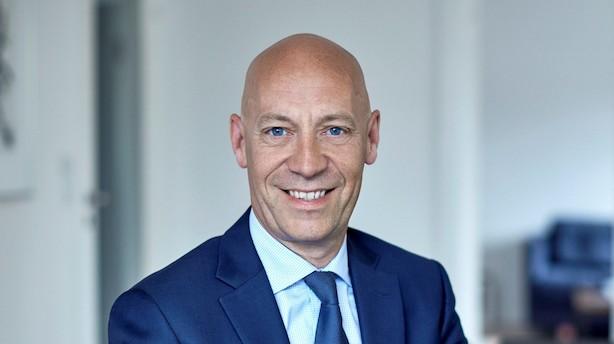 På otte dage har Rasmus Werner Nielsen fået to direktørtitler i Alm Brand