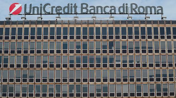 Italiensk storbank fyrer hvert 11. ansatte for at øge udbytte