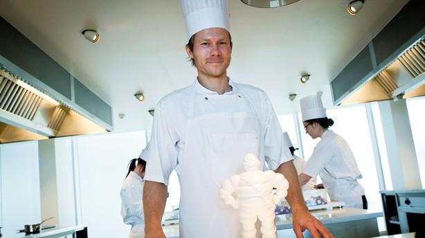 Noma får ny dansk Michelin-rival