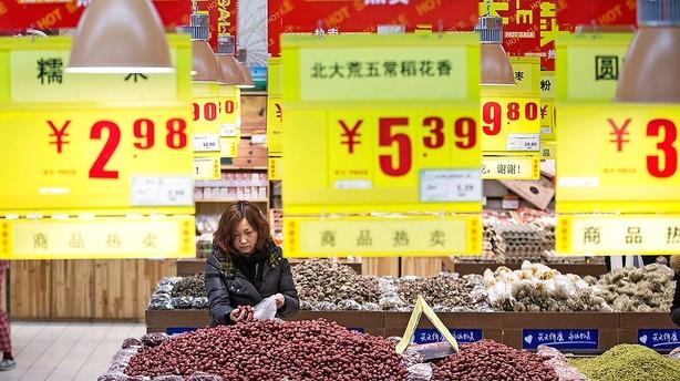 Danske Bank: Skæv vækst i Kina godt nyt for Danmark