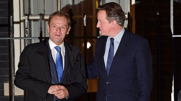 Britisk EU-aftale er udskudt et døgn