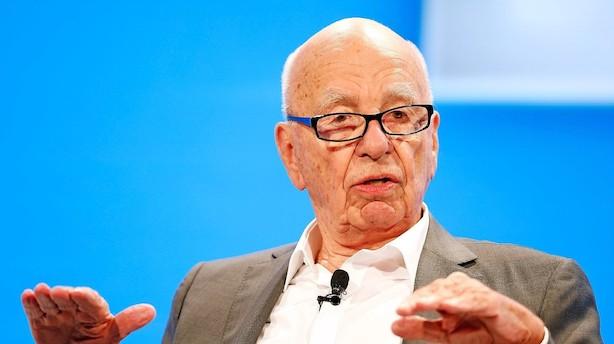 Murdoch åbner tegnebogen for at få resten af Sky - aktien eksploderer