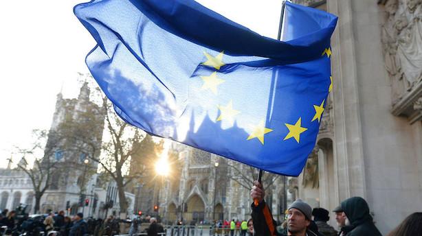 Eurozonen: Industriproduktionen steg meget mere end ventet