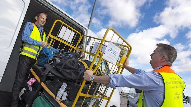 49-årige familiefædre har sagt velbetalte job op for at slæbe dine kufferter