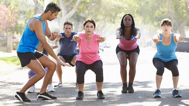 Konkrete gevinster ved motion på jobbet