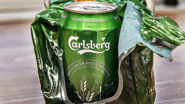 Carlsberg opgiver sponsorat af det engelske landshold