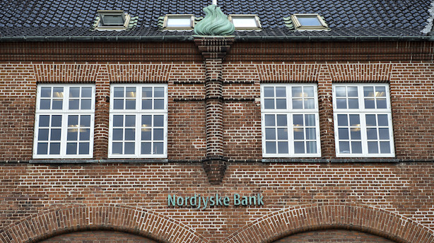 Aktiestatus: Nordjyske Bank banket i vejret efter købstilbud fra Jyske Bank