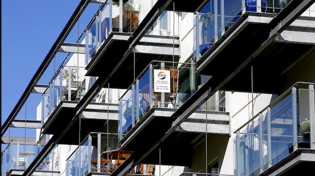 Økonomer: Boligprisfesten i København er slut - prisfald lurer i horisonten