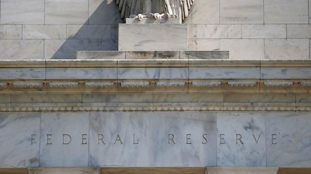 Fed-chef: Stram rentepolitik nødvendig