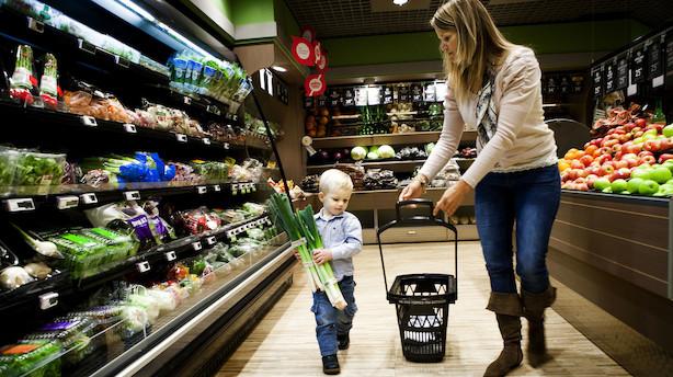 Trods stigende priser er en families købekraft steget 7500 kr det seneste år