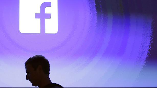 Medie: Facebook risikerer milliardbøde efter krænkelser af privatliv